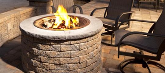 Fire Pit Round 1
