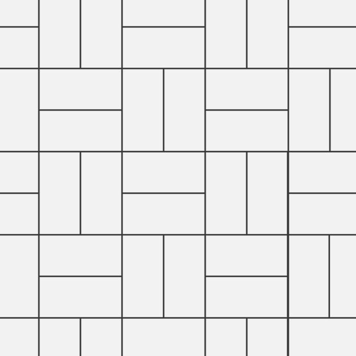Paver Pattern Basketweave