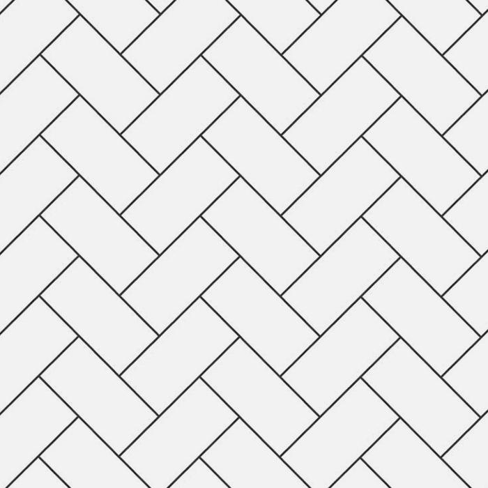 Paver Pattern Harringbone-45