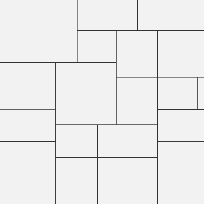 Paver Pattern Random